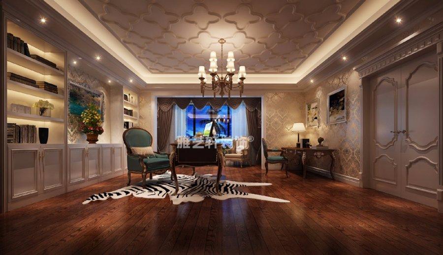 世贸二期6幢 欧式风格 别墅效果图欣赏